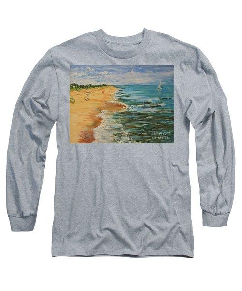 Beloved Beach - Sold Long Sleeve T-Shirt