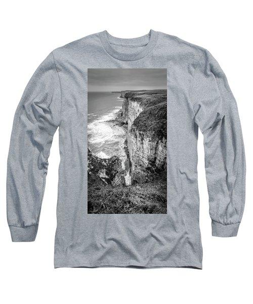 Bempton Cliffs Long Sleeve T-Shirt