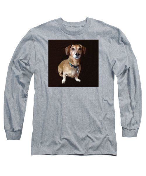 Ben And Sharon Friend Long Sleeve T-Shirt by Fortunate Findings Shirley Dickerson