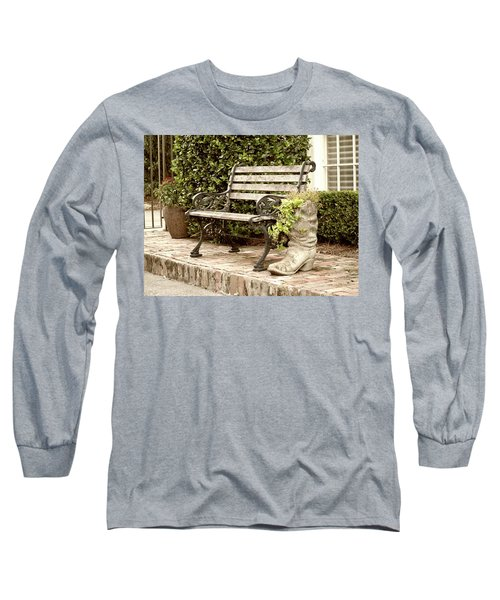 Bench And Boot 2 Long Sleeve T-Shirt