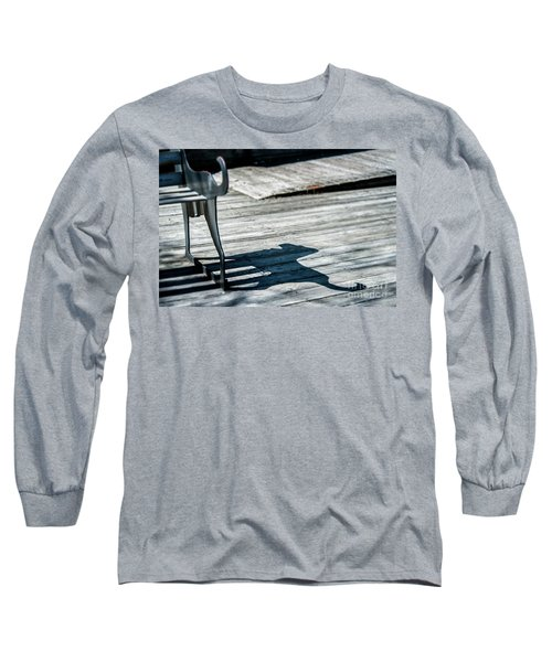 Bench Shadow Long Sleeve T-Shirt