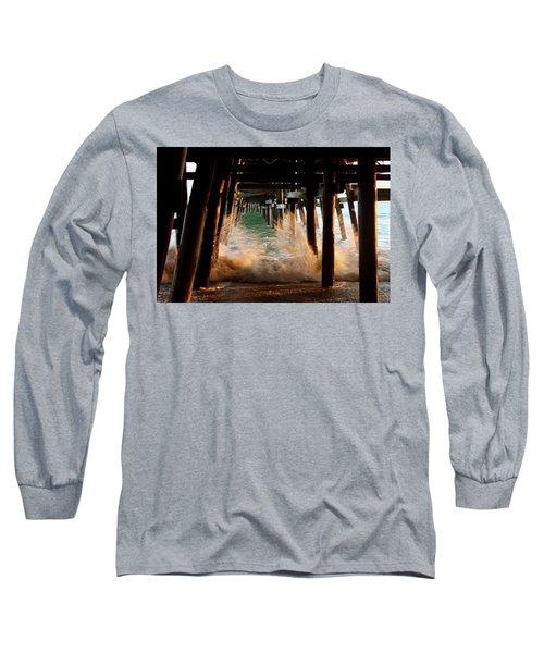 Beneath The Pier Long Sleeve T-Shirt