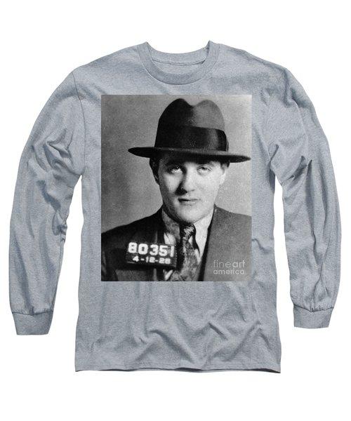 Benjamin Bugsy Siegel Long Sleeve T-Shirt