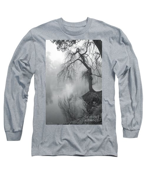 Bent With Gentleness And Time Long Sleeve T-Shirt