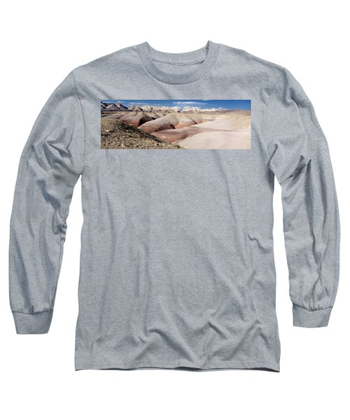 Bentonite Mounds Long Sleeve T-Shirt