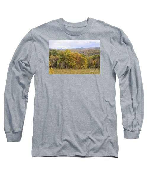 Berkshires In Autumn Long Sleeve T-Shirt