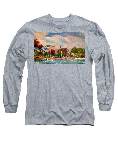 Berlin Wall Long Sleeve T-Shirt