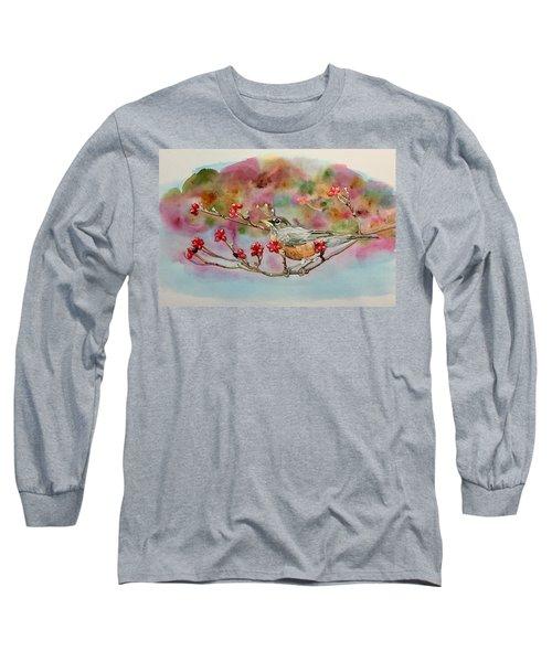 Berry Abundant II Long Sleeve T-Shirt