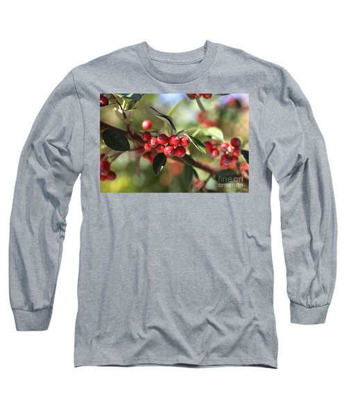Berry Delight Long Sleeve T-Shirt