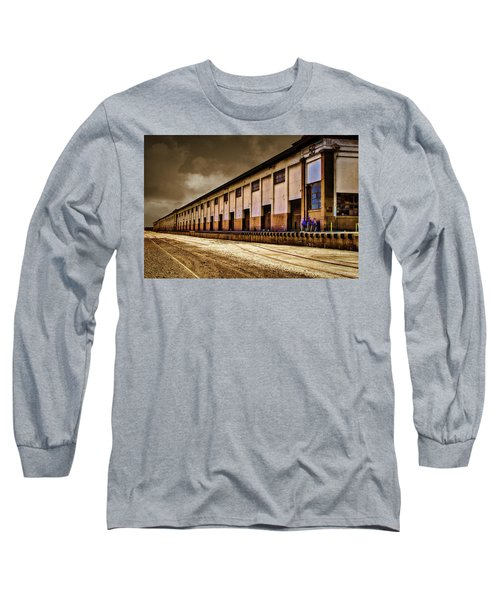 Berth 58 Port Of Los Angeles Long Sleeve T-Shirt