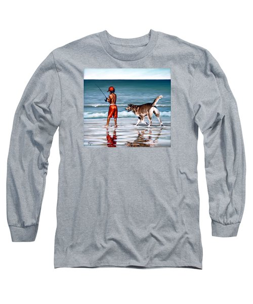 Best Friends II Long Sleeve T-Shirt