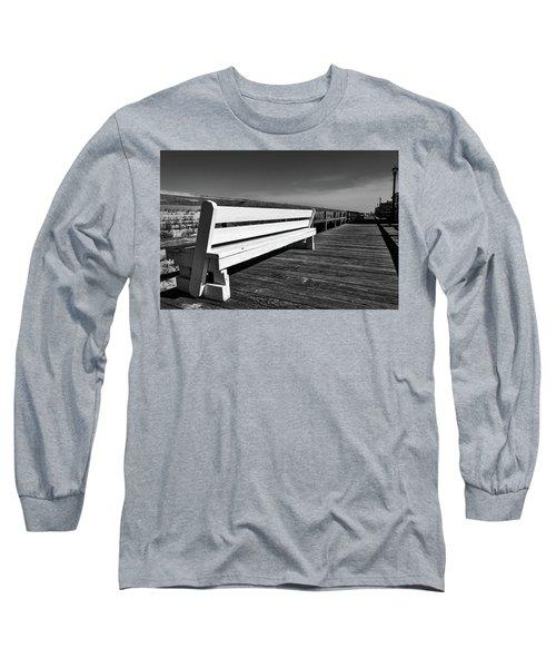 Bethany Beach Boardwalk Long Sleeve T-Shirt