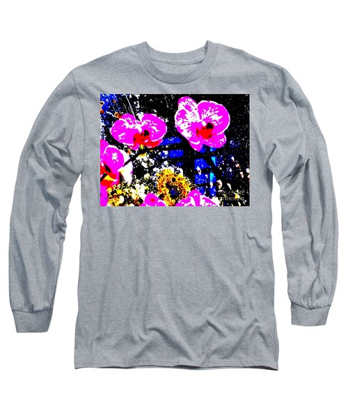 Between Cancer And Capricorn Long Sleeve T-Shirt