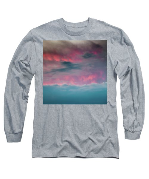 Long Sleeve T-Shirt featuring the photograph Between Mars And Venus by Az Jackson