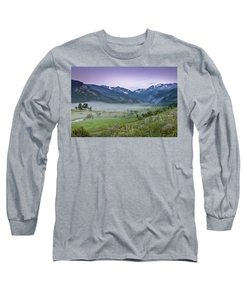 Between Night And Day Long Sleeve T-Shirt