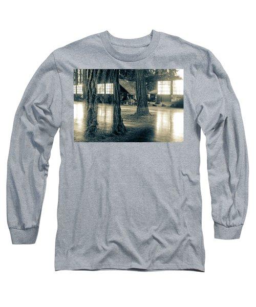 Between Places I I Long Sleeve T-Shirt