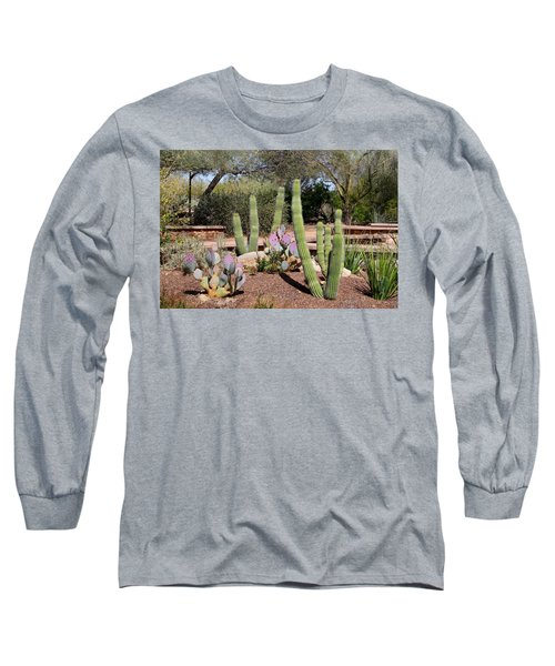 Long Sleeve T-Shirt featuring the photograph Between Walls by Kathryn Meyer