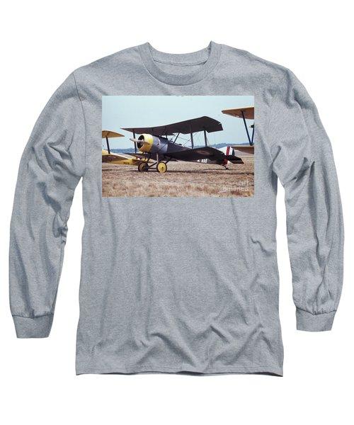 Bi-wing-4 Long Sleeve T-Shirt
