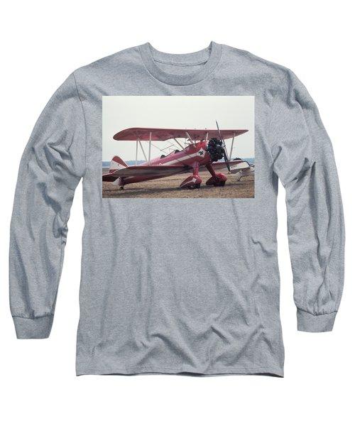 Bi-wing-9 Long Sleeve T-Shirt