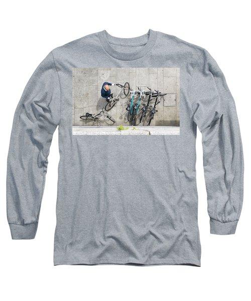 Bicicle Long Sleeve T-Shirt