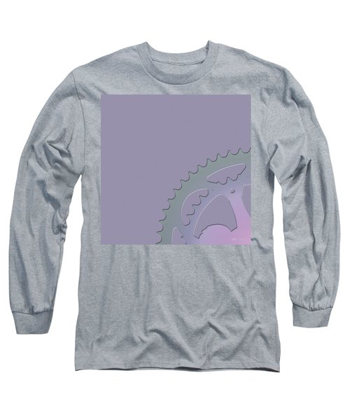 Bicycle Chain Ring - 1 Of 4 Long Sleeve T-Shirt