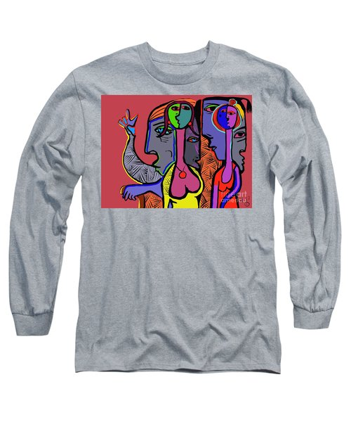 Bidding Long Sleeve T-Shirt