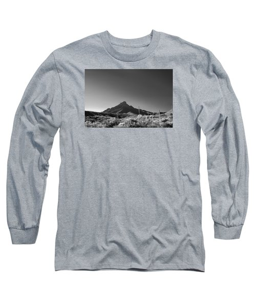 Long Sleeve T-Shirt featuring the photograph Big Bend Np Image 134 by Kerry Beverly