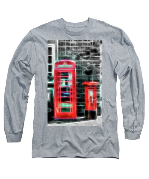Long Sleeve T-Shirt featuring the photograph Big Box Little Box by Scott Carruthers