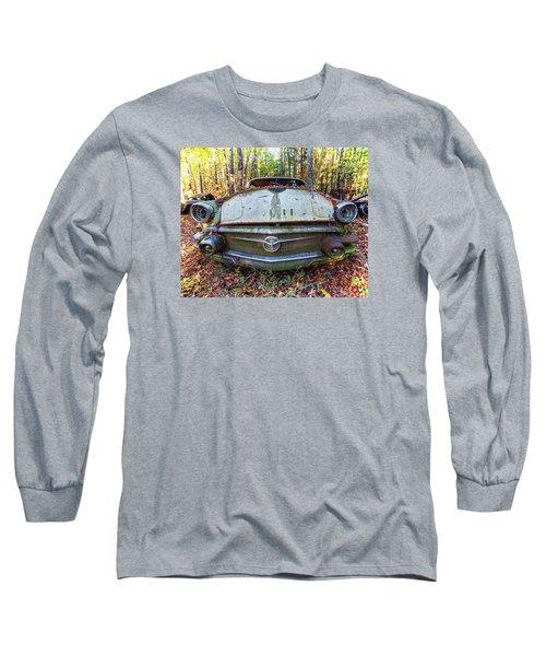 Big Buick Long Sleeve T-Shirt