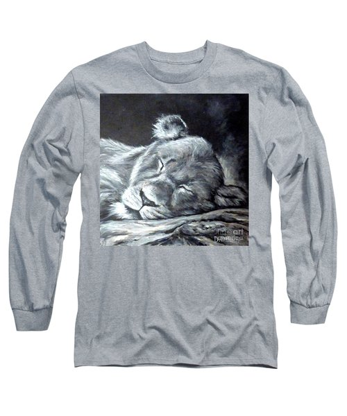 Big Catnap  Long Sleeve T-Shirt