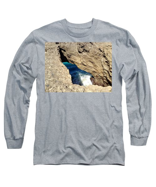 Big Hole  Long Sleeve T-Shirt