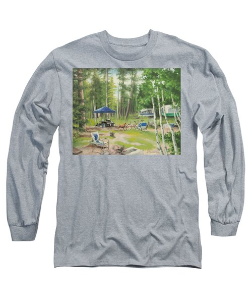 Big Lake 2015 Long Sleeve T-Shirt