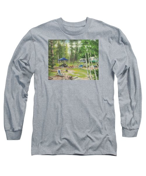 Big Lake 2015 Long Sleeve T-Shirt