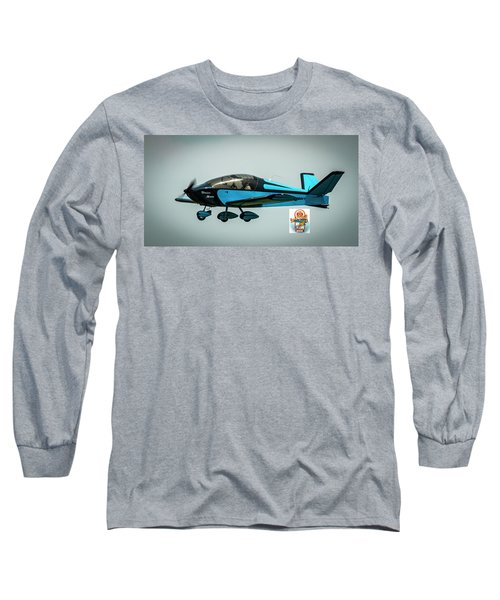 Big Muddy Air Race Number 100 Long Sleeve T-Shirt