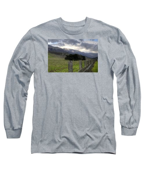 Big Sur Fence Line Long Sleeve T-Shirt