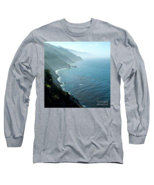 Big Sur Majesty Long Sleeve T-Shirt