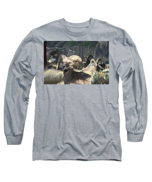Bighorn Boys Long Sleeve T-Shirt