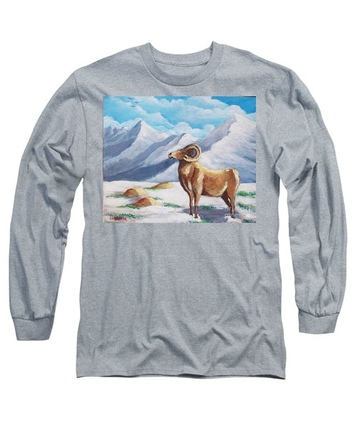 Bighorn Kam Long Sleeve T-Shirt