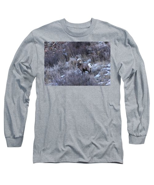 Bighorn8 Long Sleeve T-Shirt