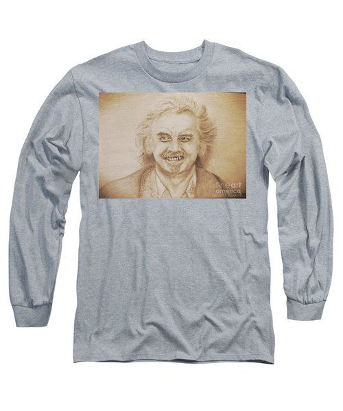 Billy Connolly Long Sleeve T-Shirt