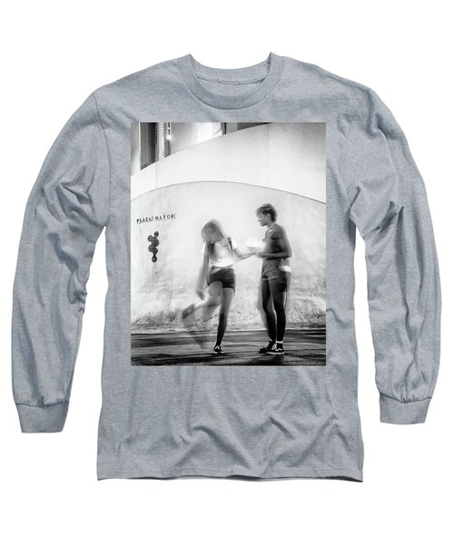 Billy Jean Long Sleeve T-Shirt