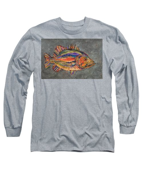 Billy The Bass Long Sleeve T-Shirt