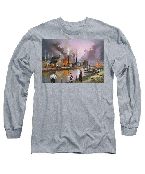 Bilston Steelworks Long Sleeve T-Shirt