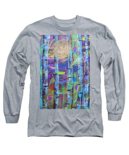 Birch 6 Long Sleeve T-Shirt