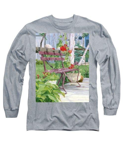Birch Bark Book Shop Long Sleeve T-Shirt