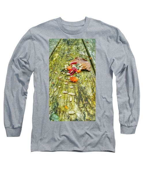 Bird Food Long Sleeve T-Shirt