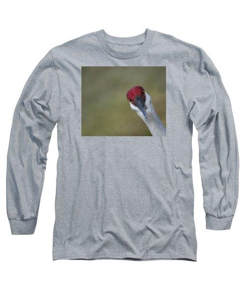 Bird Watching Long Sleeve T-Shirt