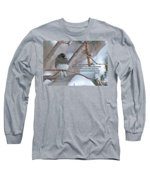 Birds Of The Air Long Sleeve T-Shirt