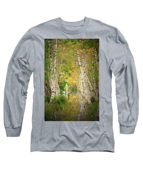 Long Sleeve T-Shirt featuring the photograph Birtch Row  by Emmanuel Panagiotakis