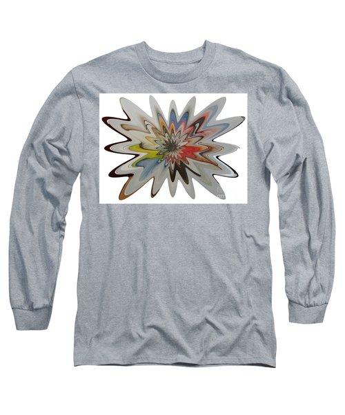 Birth Of A Star Long Sleeve T-Shirt